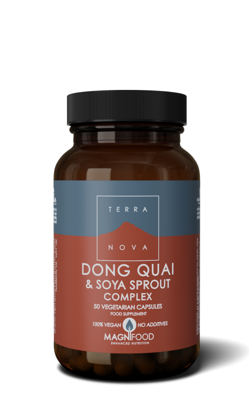 Dong Quai & Soya Sprout | 50 capsules