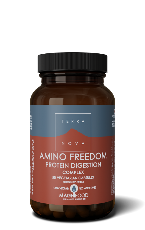 Afbeelding van Amino Freedom - Protein Digestion Complex | 50 capsules