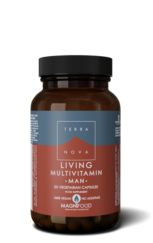 Living Multivitamin MAN | 50 capsules